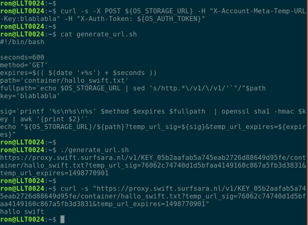 Curl — SWIFT Documentation v1 0